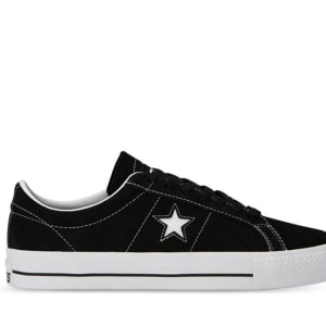 Converse Converse One Star Pro Suede Low Black