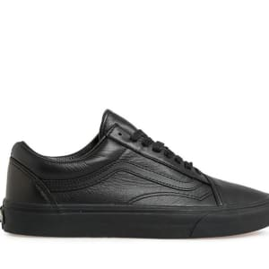 Vans Vans Old Skool Leather Black