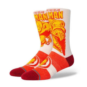 Stance Stance Iron Man Marquee Red
