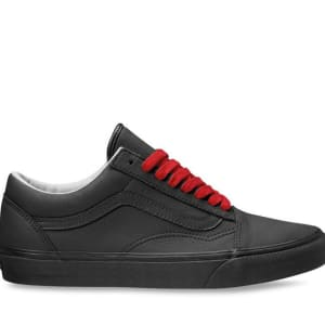 Vans Vans Mono Leather Old Skool Raven