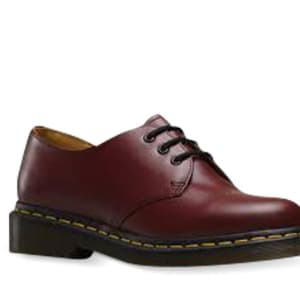 Dr Martens Dr Martens 1461 Smooth Cherry Cherry Red Smooth