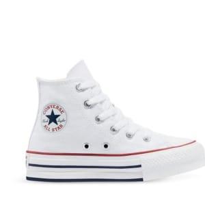 Converse Converse Kids Chuck Taylor All Star EVA Lift White