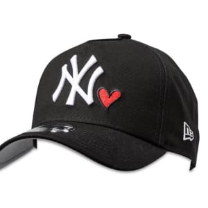 New Era New Era 9Forty NY Yankees Cap Black