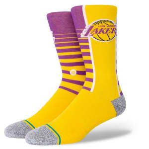 Stance Stance Lakers Gradient Yellow