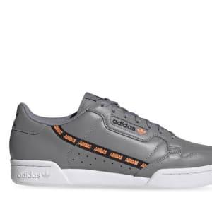 Adidas Adidas Mens Continental 80 Grey Three