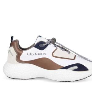 Calvin Klein Calvin Klein Mens Chunky Sneaker Dusty Brown