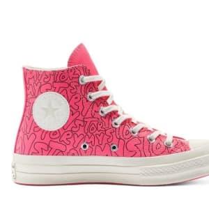 Converse Converse My Story Chuck 70 High Hyper Pink
