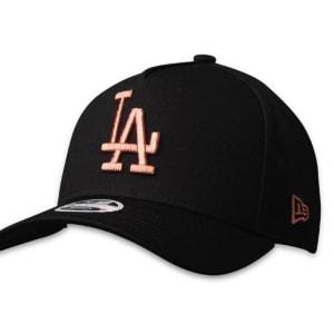 New Era New Era 9FORTY LA Dodgers Cap Rose Gold Hit