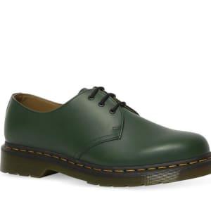 Dr Martens Dr Martens 1461 Smooth Shoes Green