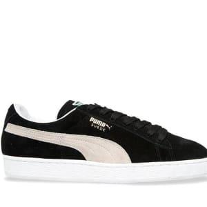 Puma Puma Suede Classic+ Black White