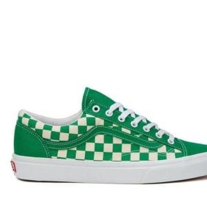 Vans Vans Style 36 Checkerboard Jolly Green