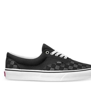 Vans Vans Deboss Checkerboard Era (Deboss Checkerboard) Black