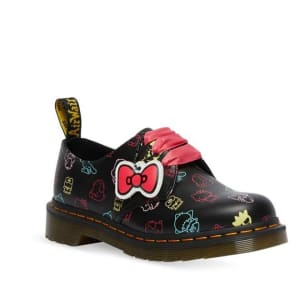 Dr Martens Dr Martens 1461 Hello Kitty and Friends Black Backhand