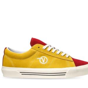 Vans Vans Sid DX Anaheim Factory (Anaheim Factory) Og Yellow