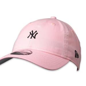 New Era New Era 9TWENTY NY Yankees Cap Pink