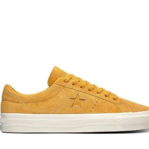 Converse Converse One Star Pro Suede Low Saffron Yellow