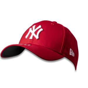 New Era New Era 9FORTY New York Yankees Scarlet