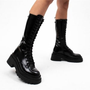 ITNO ITNO Womens Twister Boot Black