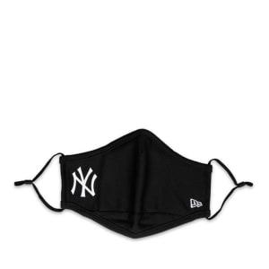 New Era New Era NY Yankees Face Mask Black