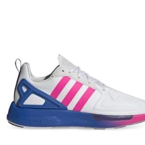 Adidas Adidas Womens ZX 2K Flux Crystal White