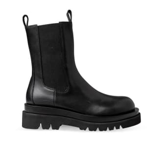ITNO ITNO Womens Odyssey Boot Black Leather