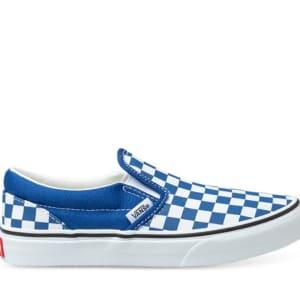 Vans Vans Kids Classic Slip-On Checkerboard Limoges