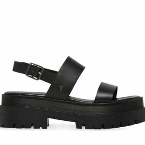 Windsor Smith Windsor Smith Womens Tasty Sandal Black Leather