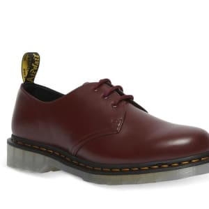 Dr Martens Dr Martens 1461 Iced Smooth Shoe Cherry Red Smooth