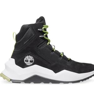 Timberland Timberland Men's Madbury Side-Zip Sneaker Boots Blood