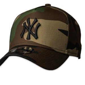 New Era New Era 9Forty New York Yankees Woodcamo