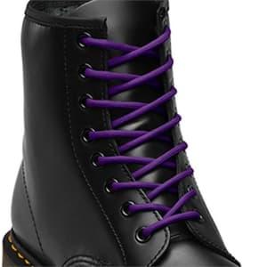 Dr Martens Dr Martens 140cm Round Laces (8-10 eye) Purple