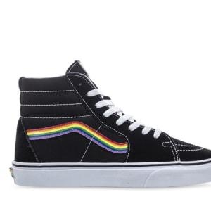 Vans Vans SK8-Hi Rainbow (Pride) Black