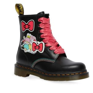 Dr Martens Dr Martens 1460 Hello Kitty and Friends Black Smooth