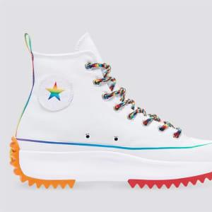 Converse Converse Run Star Hike Pride White