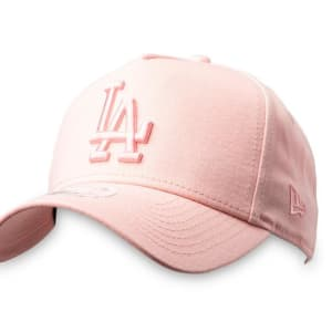 New Era New Era Womens 9Forty LA Dodgers Cap Pink