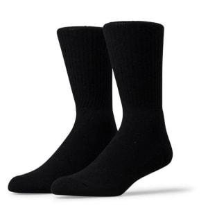 Platypus Platypus Platypus Crew Socks 3 PK (10-12) Black