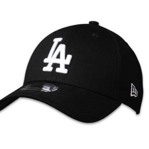 New Era New Era LA Dodgers Cap Black White