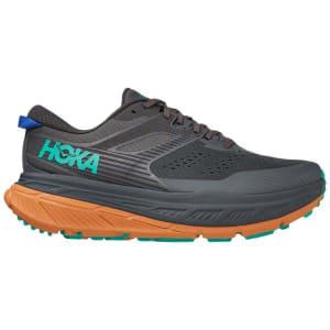 Hoka One One Stinson ATR 6 - Mens Trail Running Shoes - Castlerock/Desert Sun