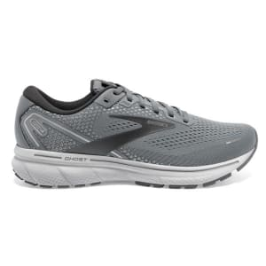 Brooks Ghost 14 - Mens Running Shoes - Grey/Alloy/Oyster