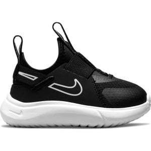 Nike Flex Plus TDV - Toddler Sneakers - Black/White