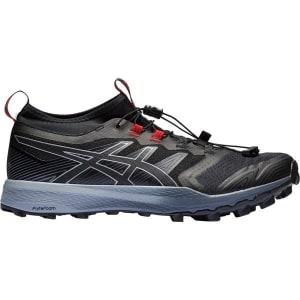 Asics Gel Fuji Trabuco Pro - Mens Trail Running Shoes - Black