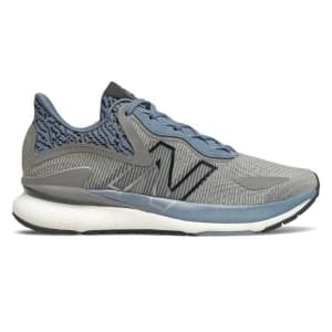 New Balance FuelCell Lerato - Mens Running Shoes - Grey/Bleached Lime Glo