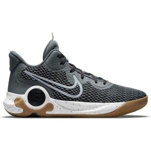 Nike KD Trey 5 IX - Mens Basketball Shoes - Smoke Grey/Pure Platinum/Dark Smoke Grey