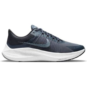 Nike Winflo 8 - Mens Running Shoes - Thunder Blue/Oil Grey