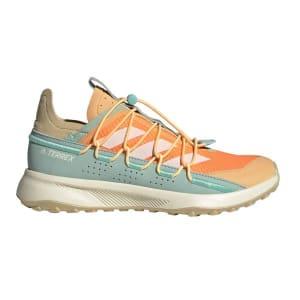 Adidas Terrex Voyager 21 - Womens Running Shoes - Screaming Orange/Cream White/Hazy Green