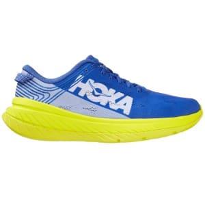 Hoka One One Carbon X - Mens Running Shoes - Amparo Blue/Evening Primrose