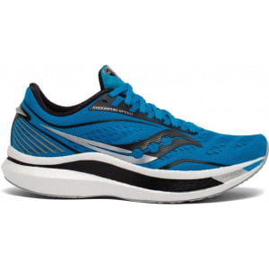 Saucony Endorphin Speed - Mens Running Shoes - Cobalt/Silver