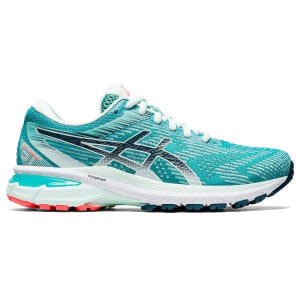 Asics GT-2000 8 - Womens Running Shoes - Techno Cyan/Magnetic Blue