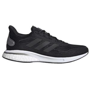 Adidas Supernova - Mens Running Shoes - Core Black/Grey/Silver Metallic