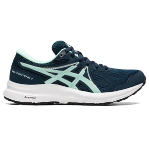 Asics Gel Contend 7 - Womens Running Shoes - French Blue/Fresh Ice